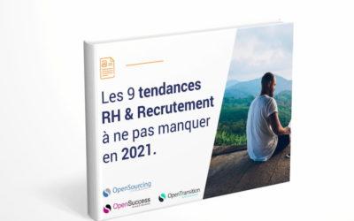Le livre blanc : les tendances 2021 du recrutement qu'il ne faut surtout pas manquer