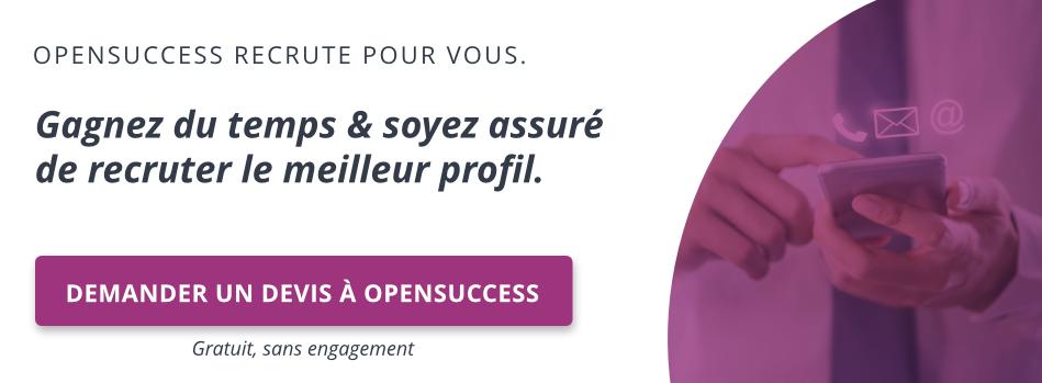 OpenSuccess recrutement